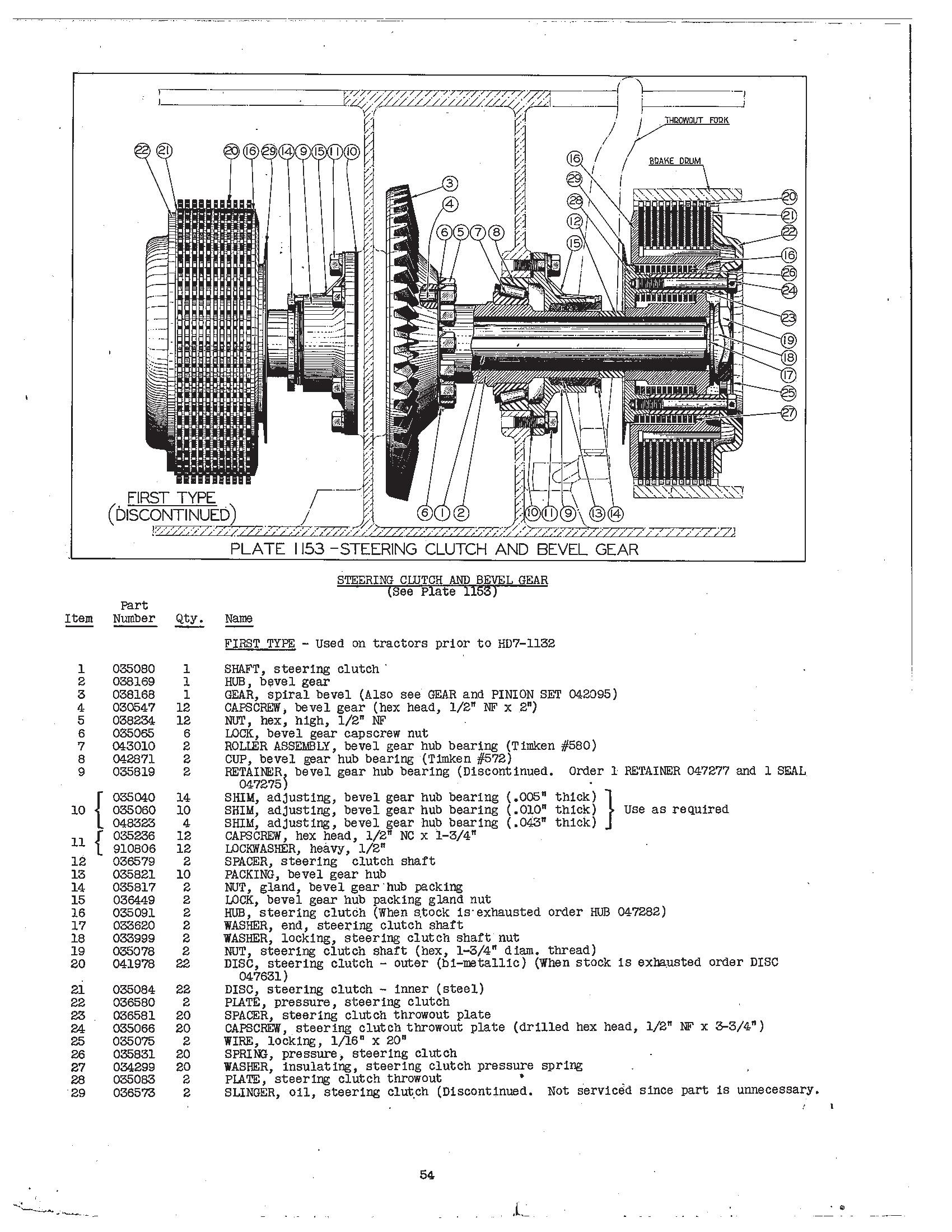 allis chalmers b engine diagram html