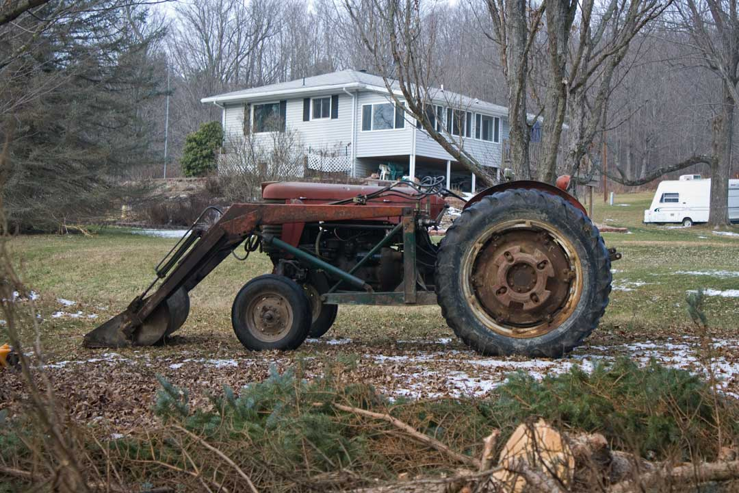 Massey Ferguson 65 Tractor With Loader : Show me your loader tractor allischalmers forum page