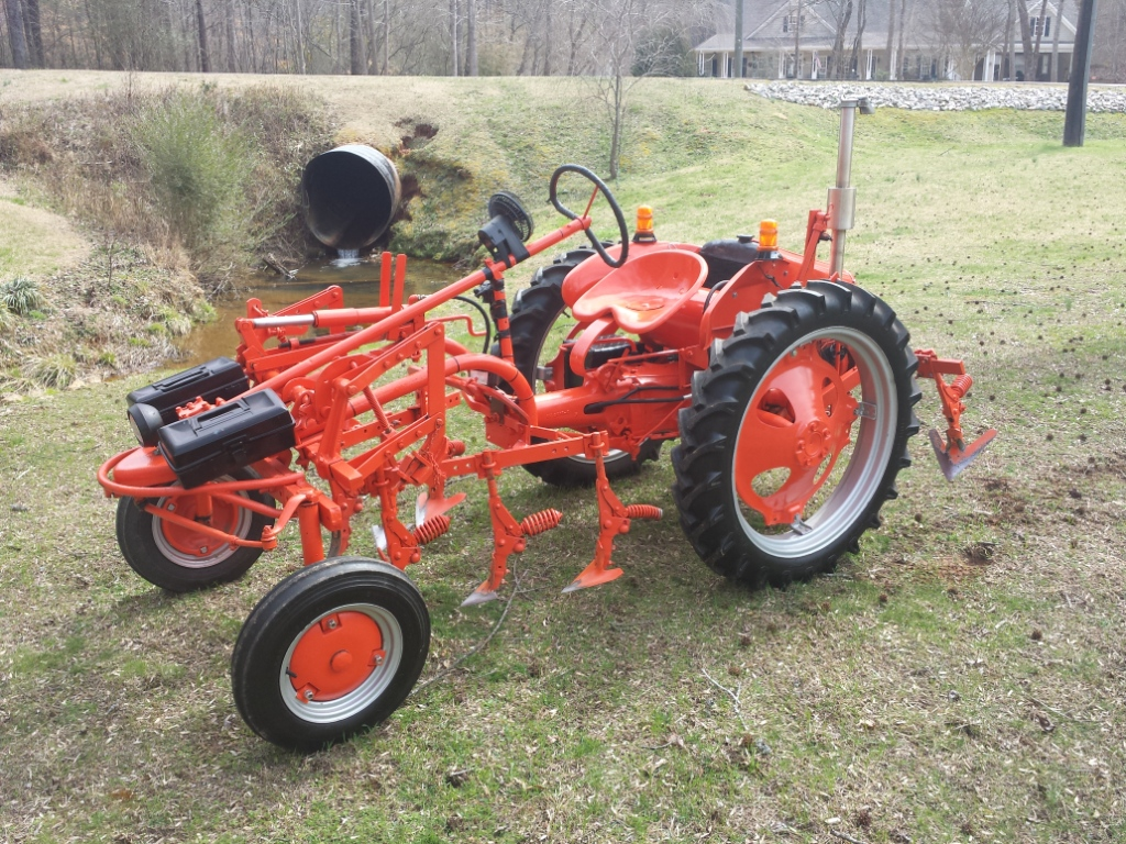 Allis Chalmers G Tractor : Allis chalmers quot g model tractor for sale