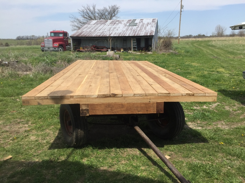 Hay Wagon Lumber? - AllisChalmers Forum