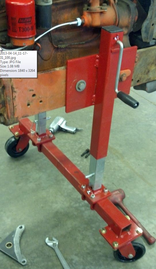 Tractor Splitting Stands For Tractors : Tractor splitting equipment related keywords