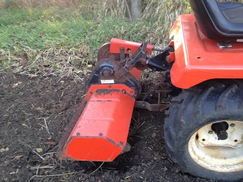 Tractor Tiller Attachment : Simplicity garden tractor tiller attachment ftempo