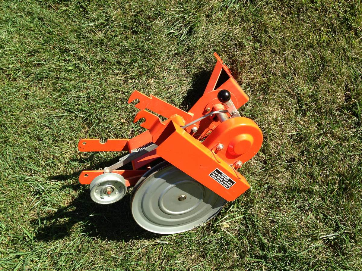 540 Pto Attachment For Lawn And Garden Tractor