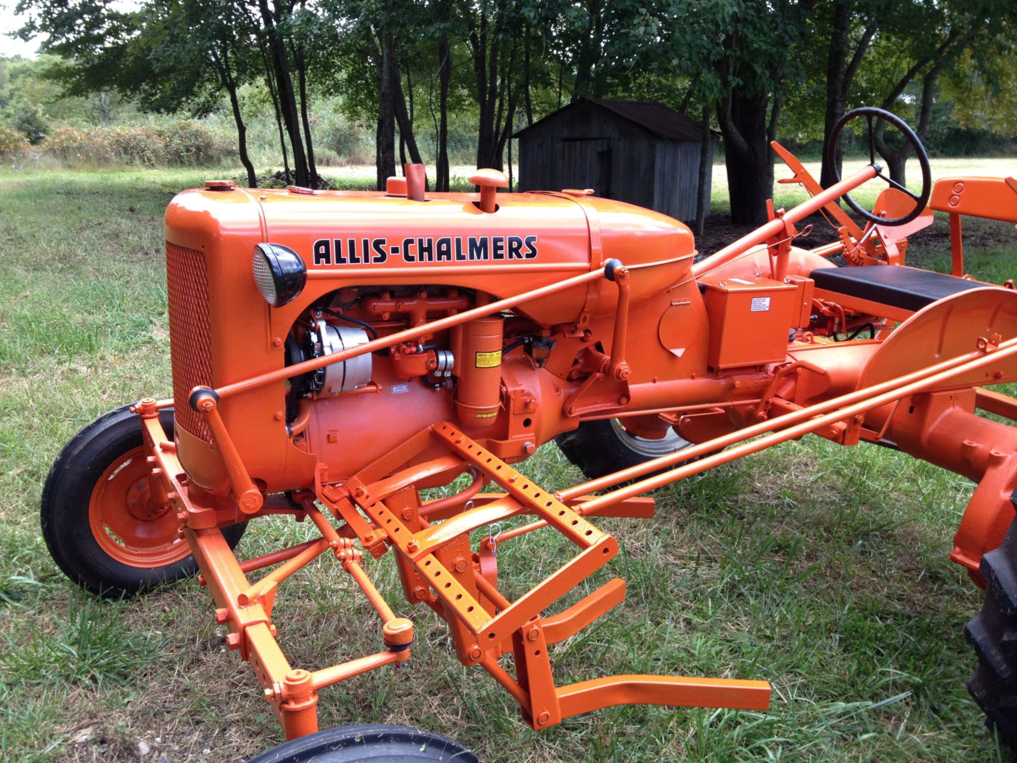 wiring diagram for allis chalmers wc wiring diagram for