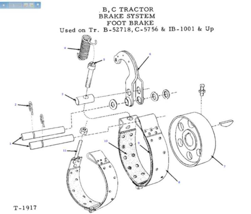 Allis Chalmers Wiring Diagram as well Wiring Diagram For John Deere Gt275 Get Wiring Diagram in addition Allis Chalmers Transmission Diagram Further Wiring additionally Parts Allis Chalmers D 12 together with Information On Ford 6610 Tractor. on d17 wiring harness diagram