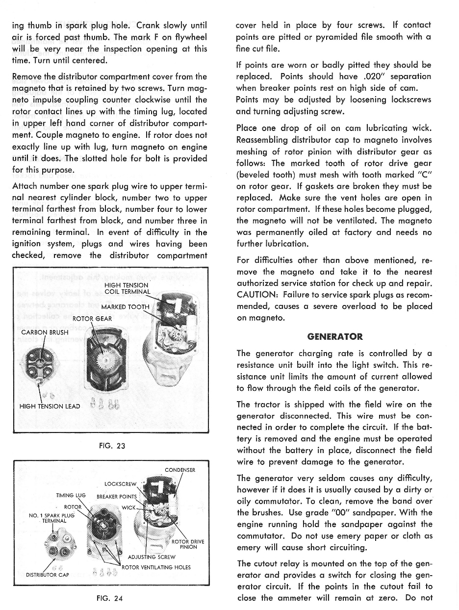 Allis Chalmers Wc Magneto Diagram Trusted Wiring Diagrams C Page 3 And Schematics 1935