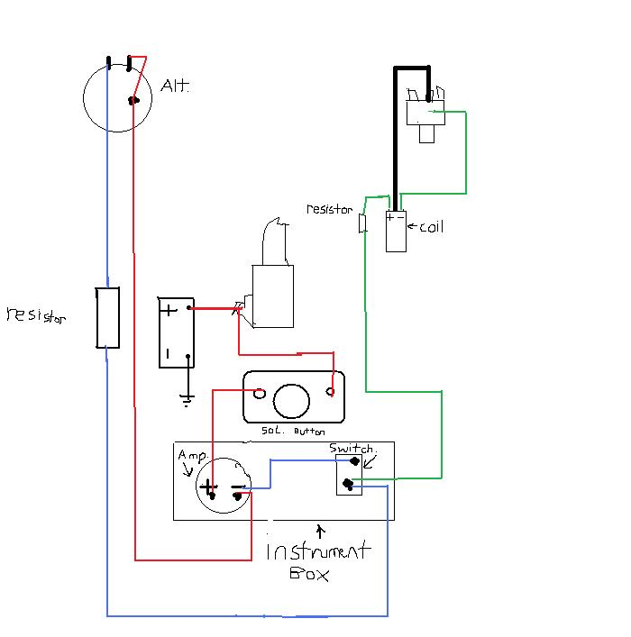 homemadewcdiagraM ca wiring diagram allischalmers forum readingrat net Basic Electrical Wiring Diagrams at bayanpartner.co
