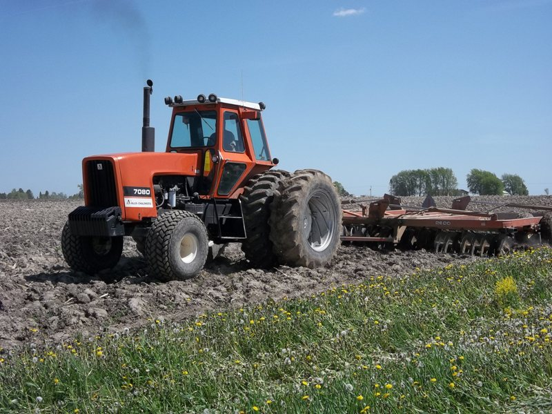 allis chalmers pedal tractor value