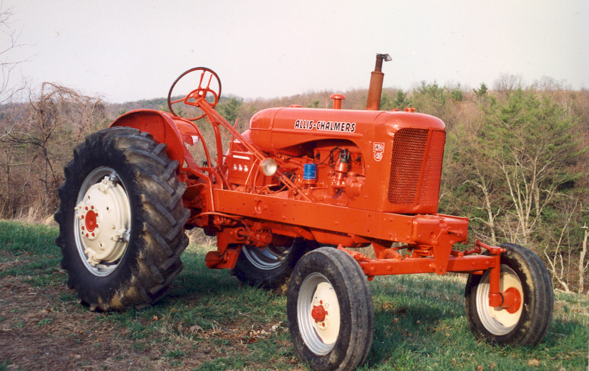 allis chalmers unofficial allis home page new wd project all