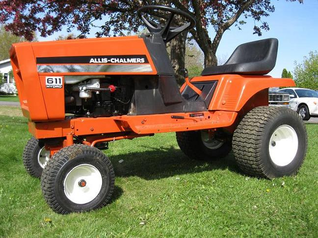 I Sold That One Because It Is Way Too Small For Me, And Being A Lawn Tractor,  It Doesnu0027t Have Any Attachments For Playing In The Dirt!