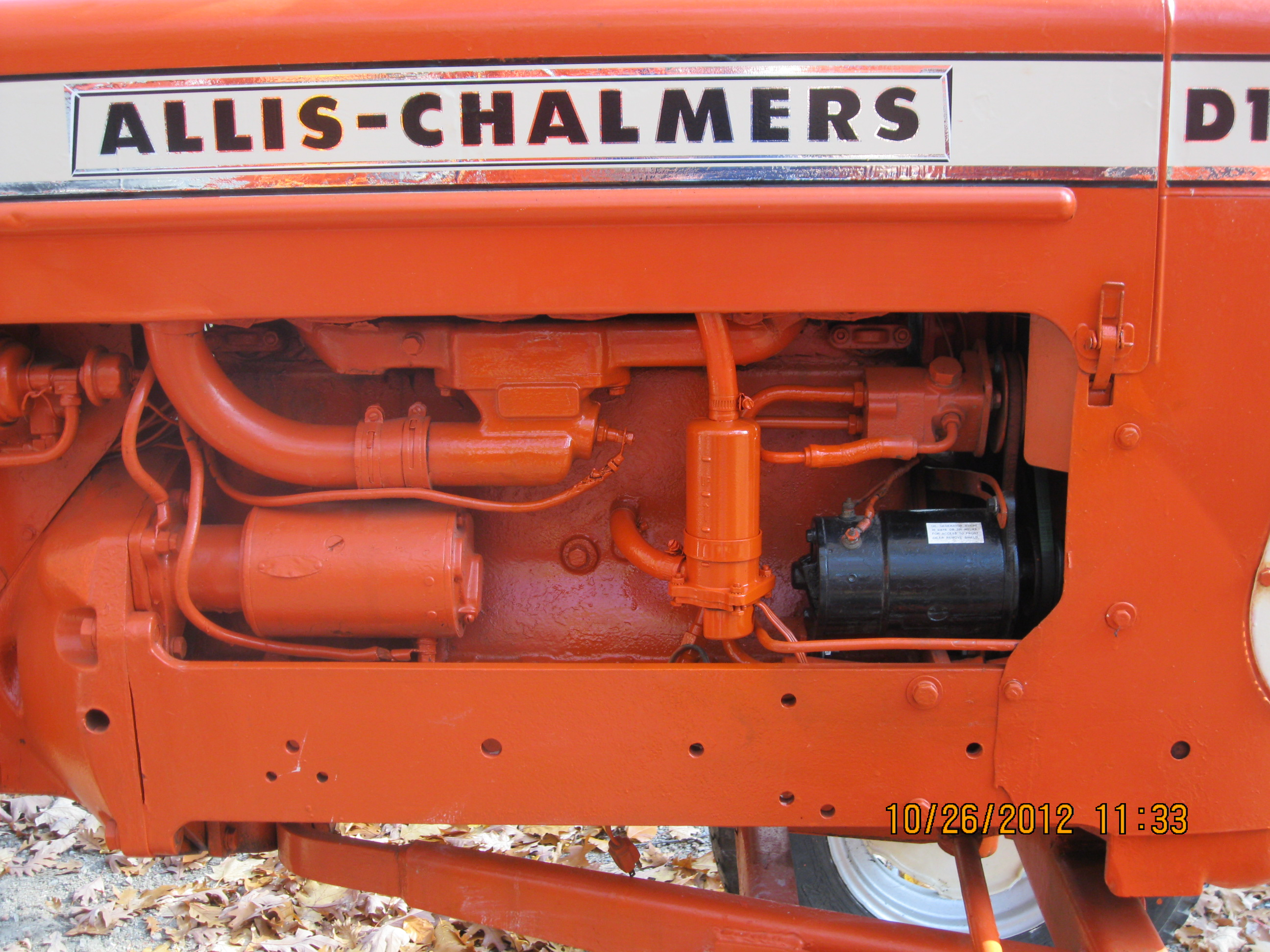 D17 Iv Diesel Block Heater - Allischalmers Forum