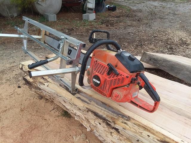 Chainsaw Mill - AllisChalmers Forum