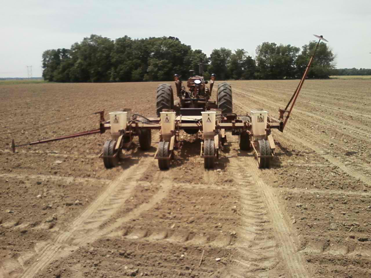 Twin Row Corn Allischalmers Forum Page 1