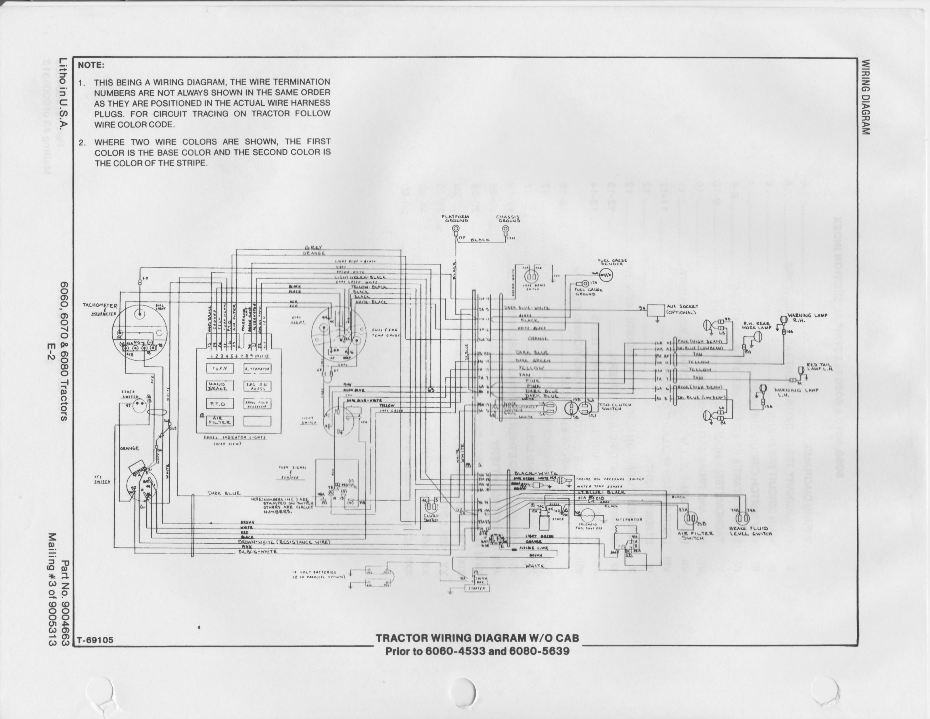 Allis Chalmers D14 Wiring Diagram - All Diagram Schematics on