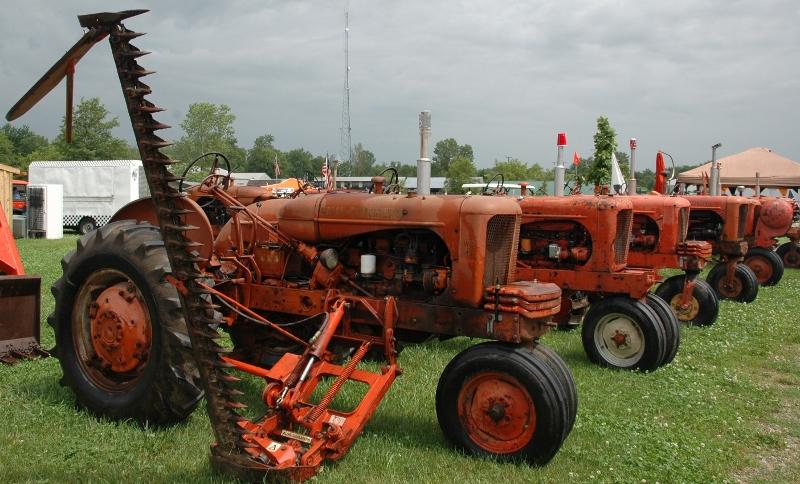 side mounted 7 foot mower - AllisChalmers Forum