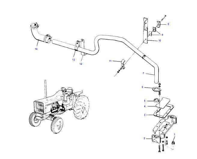 1971 Ac 190 Xt Hydraulic Issue