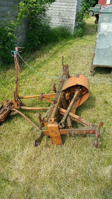 Mower for CA?? - AllisChalmers Forum