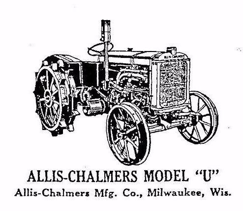 Allis Chalmers Model B - AllisChalmers Forum