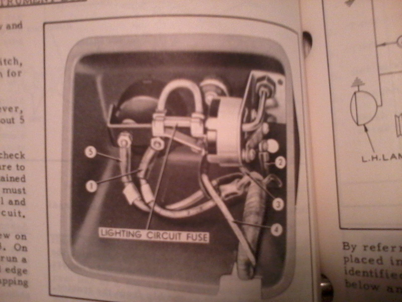 Wiring Diagram For Allis Chalmers C Library Magneto Senic 370 200