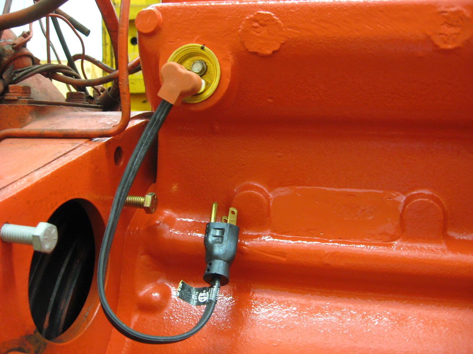 Kats 11618 Engine Heater