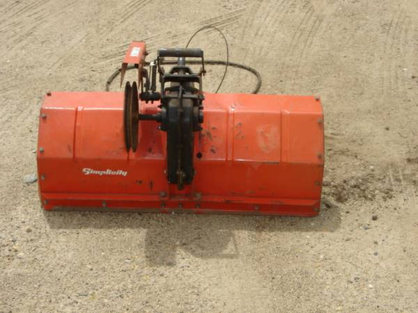 Tillers to fit 716H early series - AllisChalmers Forum