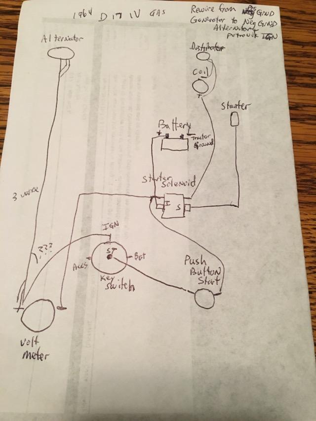 D17 Ac Solenoid Wiring - wiring diagram on the net Ac D Wiring Diagram on