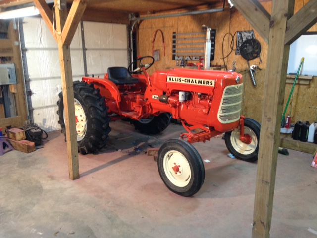 Allis D-10 - AllisChalmers Forum - Page 1