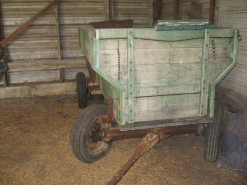 Wooden Wagon Allischalmers Forum