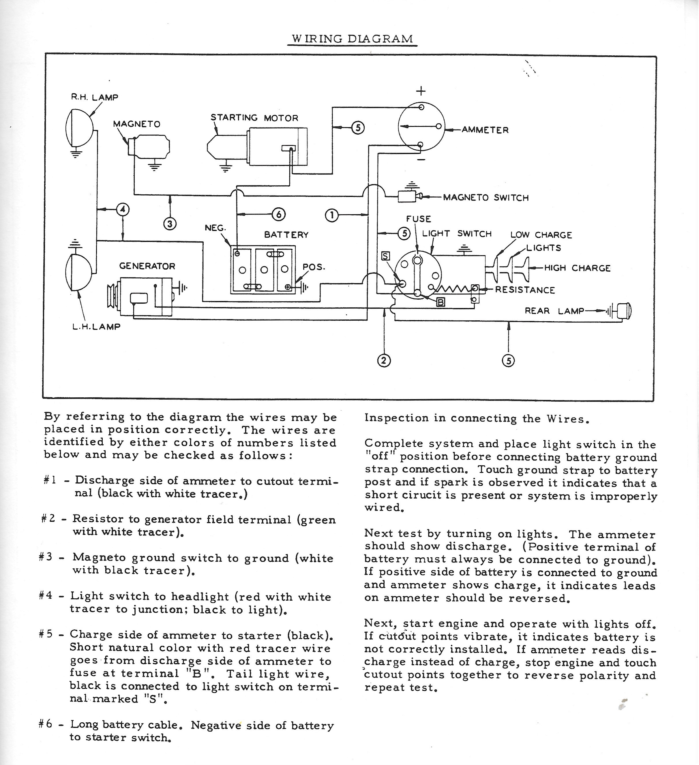 Where Do These Wires Go Allischalmers Forum Allis Chalmers Magneto Wiring Diagram Will This Help