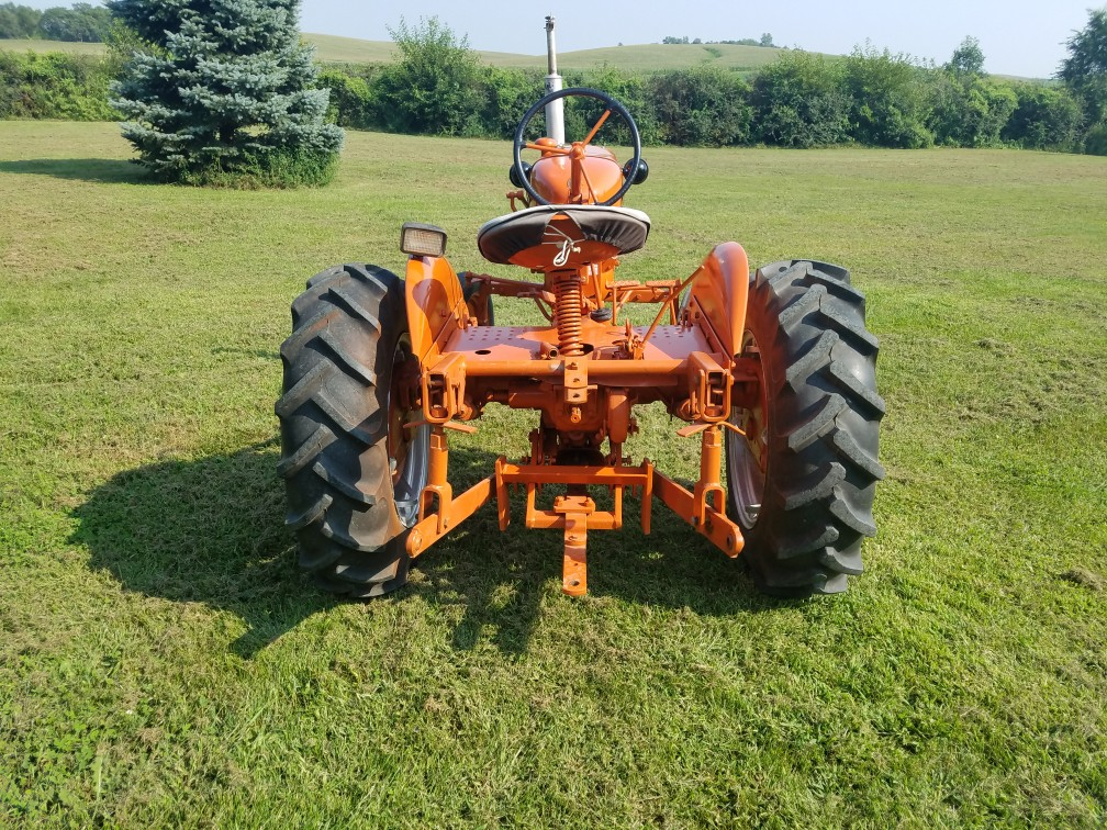 1958 Allis Chalmers Ca Snap Coupler Sold