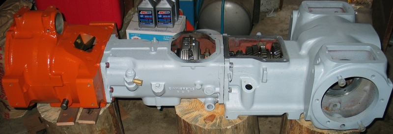 transmission and differential oil for WD - AllisChalmers Forum