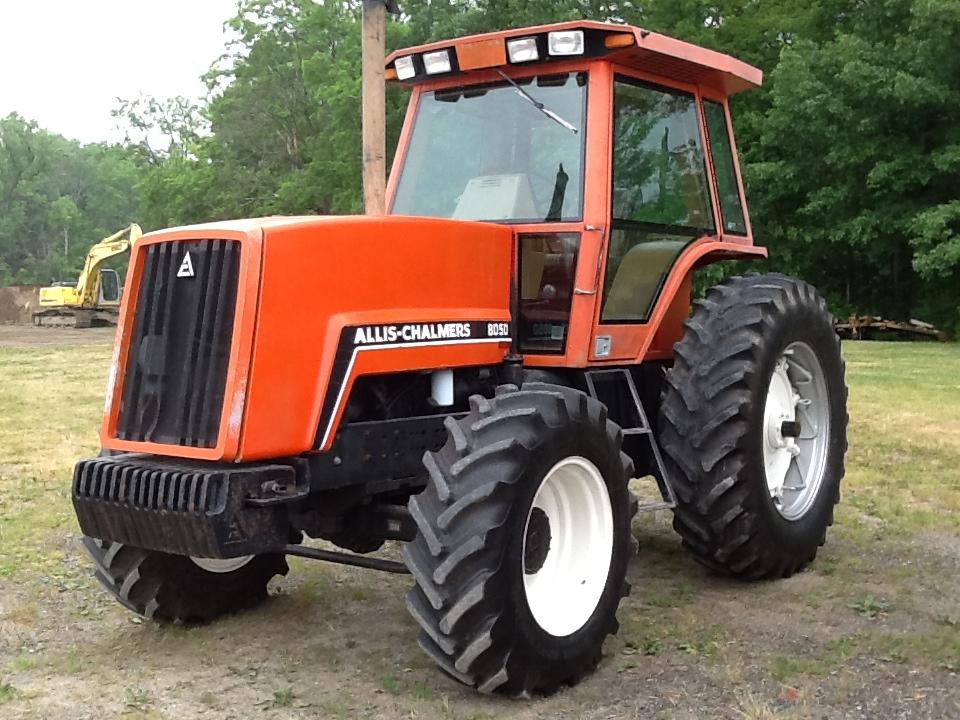 Owners of 8000 series tractors - AllisChalmers Forum - Page 1